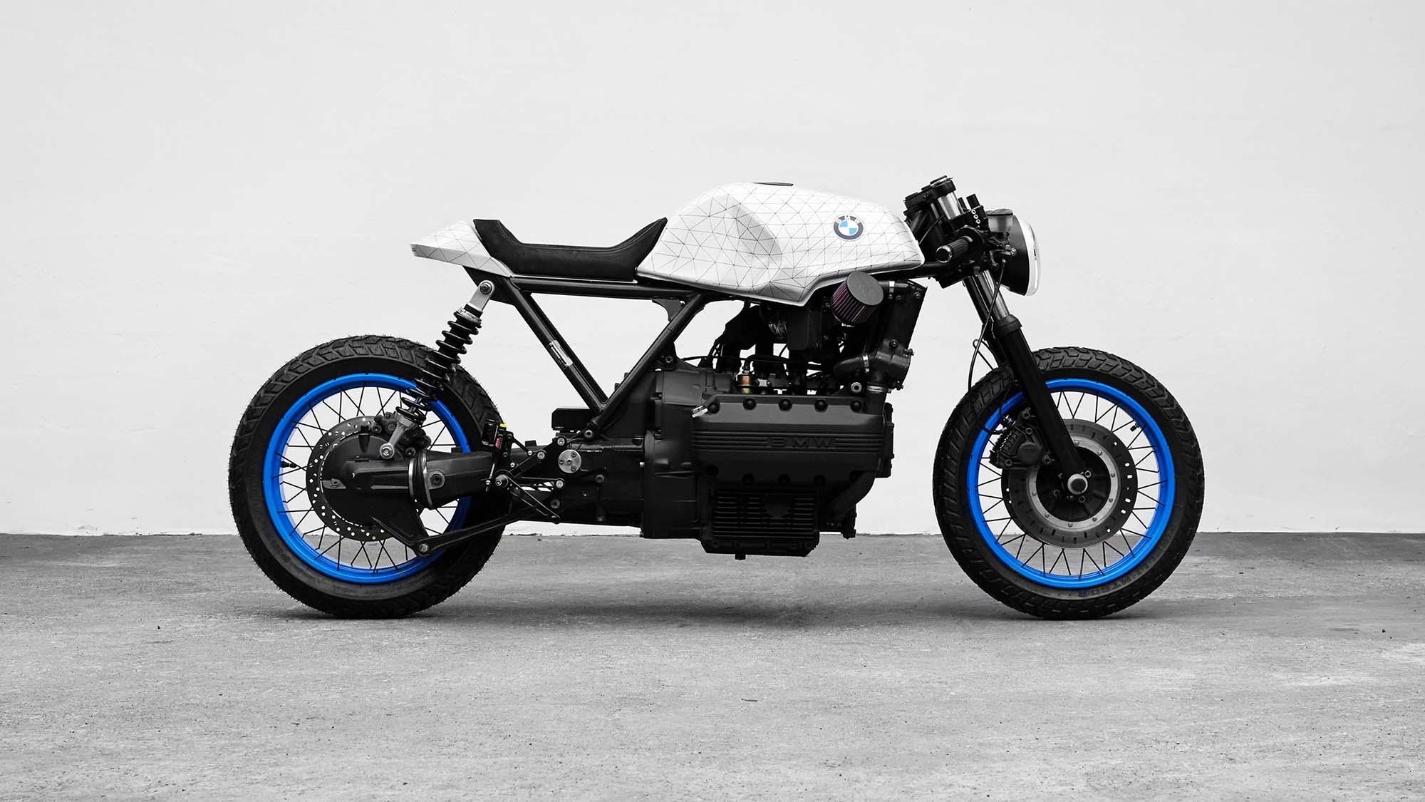 BMW K100 Impuls K101 Cafe Racer caferacer